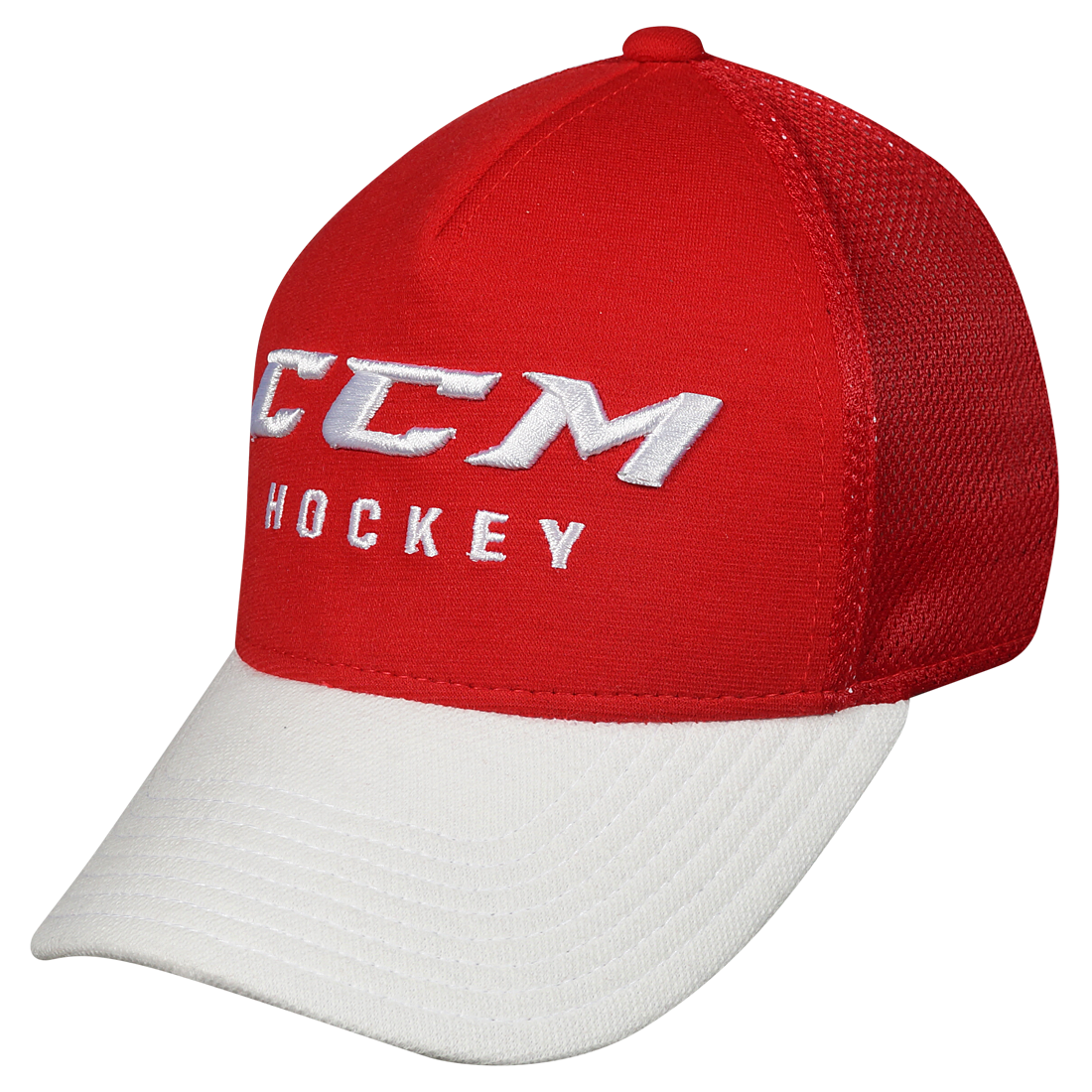 Кепка TRUE TO HOCKEY TRUCKER CAP RED