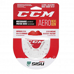 Капа CCM SISU Mouth Guard SR WH