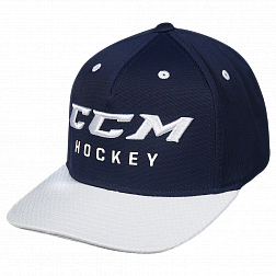 Кепка TRUE TO HOCKEY FLAT BRIM SNAPBACK NVY