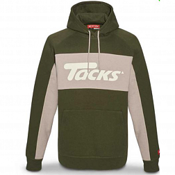 Толстовка F4811 CCM TACKS LOGO FLEECE HOOD Poison Ivy