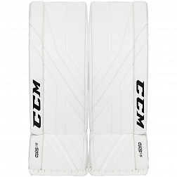 Щитки вратаря GP AXIS 1.5 GOALIE PADS JR WH/WH/WH/WH