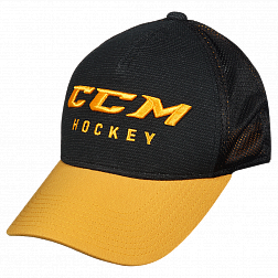 Кепка TRUE TO HOCKEY TRUCKER CAP BLK