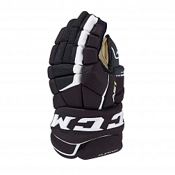Перчатки игрока HGAS1 SR CCM TACKS Prot Gloves Black/White