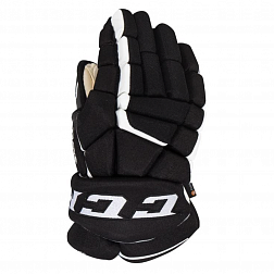 Перчатки игрока HG9080 SR CCM TACKS Prot Gloves Black/White