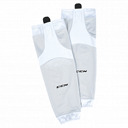 Гамаши SX6000 EDGE SOCK JR WHITE