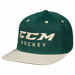 Кепка TRUE TO HOCKEY FLAT BRIM SNAPBACK DGN