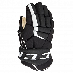 Перчатки игрока HG9040 SR CCM TACKS Prot Gloves Black/White