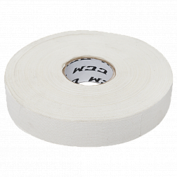 Лента TAPE CLOTH 50MX24MM WH