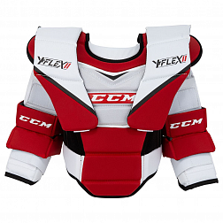 Панцирь вратаря ABYFX2 YT CCM YFX Prot Goalie Arm & Body Black